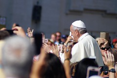 italien_vatikan papstaudienz (emmanuel-maria) Tags: italien italy vatican papst pope audienz kirche church petersdom cathedral franziskus schweizergarde religion