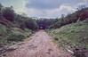 Dunton Basset Tunnel 10th May 1991 (Mr Bushy) Tags: londonextension gcr greatcentral lner londonnortheasternrailway england eastmidlands midlands duntonbassett ashbymagna lmr londonmidlandregion 1991 trackbed duntonbassetttunnel ashbytunnel