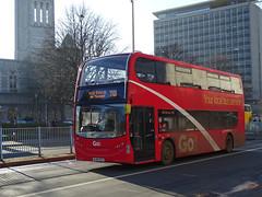 Plymouth Citybus WJ65BYZ (Devon and cornwall Bus Spotter) Tags: plymouth citybus go cornwall bus wj65byz 533 enviro 40040d swoop devon adl e400 plymouthbus goahead