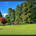 British Columbia Canada -  Peace Arch Provincial Park in Canada thumbnail