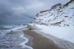 Ostseewinter (Petra Runge) Tags: meer landschaft ostsee winter küste strand ahrenshoop beach coast landscape baticsea