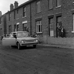 Negative No: 1969-2749.1 - Negatives Book Entry: 30-10-1969_Childrens_Childrens Homes_Training (archivesplus) Tags: manchester england 1960s townhallphotographerscollection hillman imp