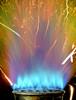 It's A Party! (nrg_crisis) Tags: flame fire multicolored mekerburner macro metalpowders chemistry