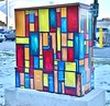 Bell Box Murals Project, Fraser Avenue and Liberty Street, Toronto, ON (Snuffy) Tags: bellboxmuralsproject fraseravenueandlibertystreet toronto ontario canada level1photographyforrecreation