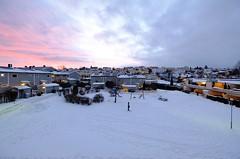 Winter in Oslo in the bluehour (jonarnefoss2013) Tags: xf1024mm høyenhall bluehour norway fujifilmxt2 oslo