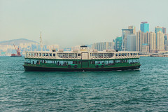 """Star"" Ferry (tagois) Tags: hongkong victoriaharbour 天星小輪 starferry kowloon 九龍 香港 維多利亞港"