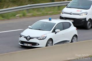 Douane | Renault Clio