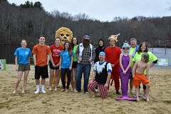 TEF 022418 071 (Tolland Recreation) Tags: boys girls kids children youth men women adults swimming plunge fundraiser volunteers sponsors beach tolland connecticut eagle freeze