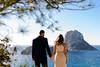 POSTBODA FRENTE A ES VEDRA IBIZA POR YOHE CACERES (Yohe Cáceres) Tags: postboda ibiza nikon boda bodas spain eivissa mar isla playa