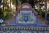 Malaga (hans pohl) Tags: espagne andalousie malaga azujeilos tiles faïences architecture parcs