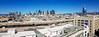 Los Angeles (RobRovira) Tags: cityscape losangeles cityofangels dtla bluesky blueskies sunny fromabove bikeride bikelife biking cycling bikela discoverla explorela panorama