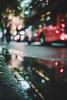 No es Londres si no hay lluvia... (JavierAndrés) Tags: lluvia rain lluvioso rainy agua water charco calle street gotas drops reflejo reflection bokeh depthoffield profundidaddecampo pdc dof colectivo bus autobus summer verano estación season vereda sidewalk mood moody atmósfera atmosphere ethereal eterea puddle pool ciudad city londres london inglaterra england reinounido unitedkingdom granbretaña greatbritain viaje viajar travel trip europa europe nikon nikkor d800 50mm f14 14