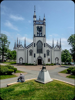 St John's Anglican Church - Lunenburg, NS