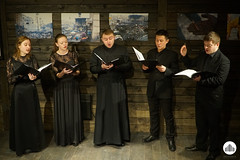 Liturgy in Museum (Collegium Musicum Management) Tags: collegiummusicum vocal