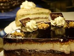 Bon appétit (BrigitteE1) Tags: bonappétit torte cake lecker yummy modersohntorte puppencafé fischerhude apfelundholunder appleandelder cafe café kuchen geburtstag birthday