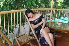 BUSY is a choice. STRESS is a choice.  RELAX, it's a healthy and JOYful choice.  =) (joyful JOY) Tags: asian woman pinay filipina traveller wanderer explorer dreamer