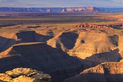 Muley Sunrise (leakylightbucket) Tags: muleypoint sunrise monumentvalley navajonation indiancountry landscapephotography