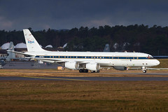 N817NA - NASA DC8 | RMS (Karl-Eric Lenne) Tags: dc8 nasa douglas ramstein air base etar n817na