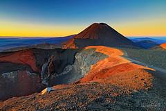 MOUNT NGAURUHOE (Benz Catbagan) Tags: sunrise mount perfectexposure 500px canon landscape photo ngc lonexposure