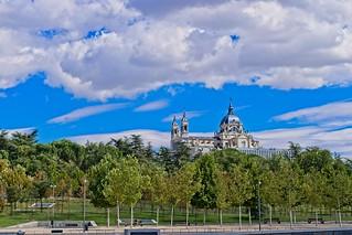 Palacio Real, Madrid España