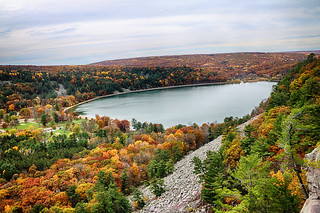 Devil's Lake State Park, WI