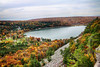 Devil's Lake State Park, WI (mac9001) Tags: devilslakestatepark wi devils lake statepark fall colors fallcolors wisconsin red yellow green