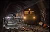 66008 (saltley1212) Tags: gbrf ews class66 66008 660 broadway tunnel possession 7g41