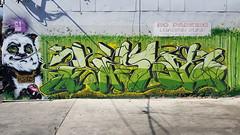 IL... (colourourcity) Tags: streetart streetartaustralia streetartnow graffiti graffitimelbourne melbourne burncity awesome nofilters colouurourcity sortz il asc dsk panda