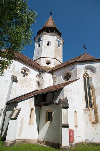 Church Prejmer, Romania ©  Andrey