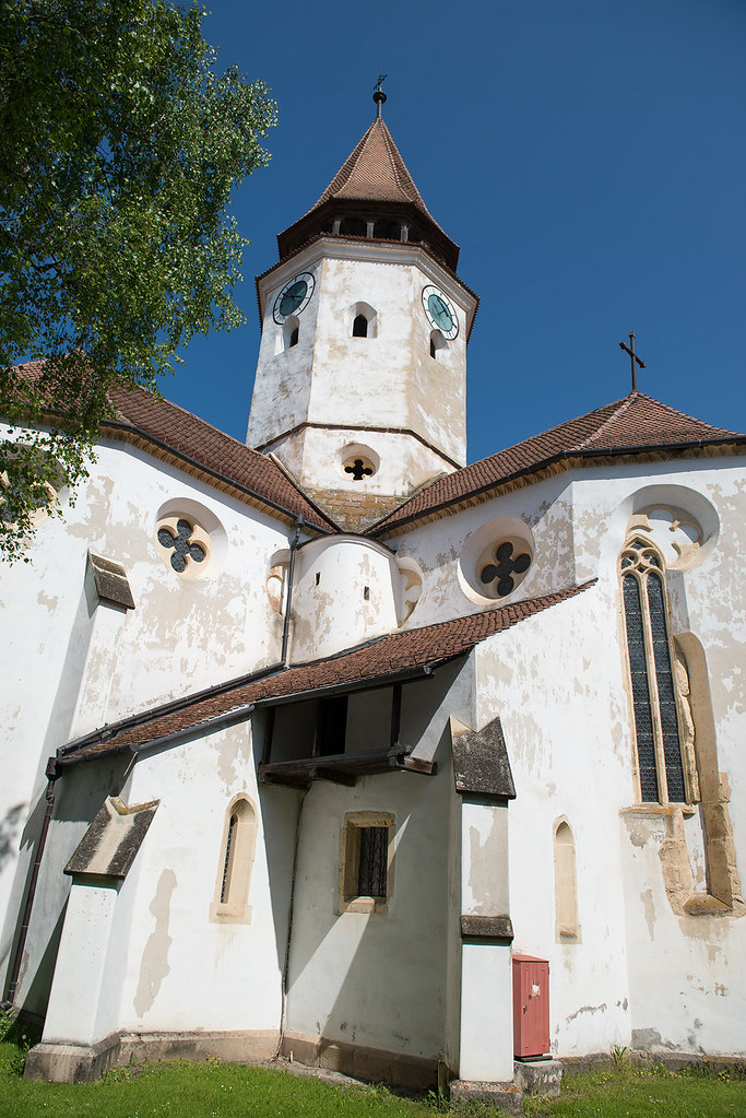 фото: Church Prejmer, Romania