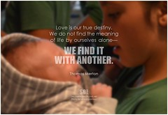 Thomas Merton Love is our true destiny. We do not find the meaning of life by ourselves alone—we find it with another (symphony of love) Tags: thomasmerton love lovequote lovewithoutcondition quoteonlove picturequoteonlove quoteaboutlove symphonyoflove sol omrekindlingthelightwithin om quotation quote quoteoftheday quotetoliveby quotes qotd inspirationalquote inspirational inspiringquotes inspiration inspirationallovequote motivationalquotes motivatingquotes motivation dailymotivation dailyinspiration dailyquote potd picturequote picture pictureoftheday pictures