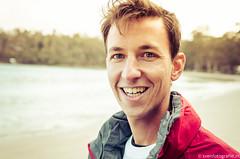 Sven @ Bruny Island (Sven Wildschut) Tags: sven svenfotografienl backpacker fida travel downunder australia australië reizen backpack