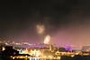 Willemstad (FOXTROT|ROMEO) Tags: caribbean karibik travel reisen reportage night longexposure water sky lights lichter reflections curacao willemstad cruise feuerwerk