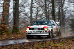 Legend Boucles 2018 - Audi Quattro (Guillaume Tassart) Tags: legend boucles bastogne sthubert audi quattro historic motorsport automotive belgique belgium