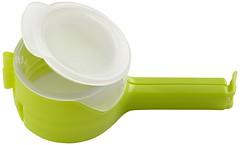 4350199-10 - Zaksluiter Twixit met doseerdop, set a 2 stuks (Forsta bv) Tags: kitchen basics zaksluiter met doseerdop ibili