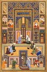 Missouri (US Department of State) Tags: theologians musawwir bukhara uzbekistan islamic art nelsonatkins museum kansas city missouri