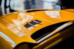 Needles (*Capture the Moment*) Tags: 2017 car design details farbdominanz flügeltürer fotowalk gullwings icon ikone leicalenses leitzsummiluxm1475 matthias mercedesbenz mercedessls munich münchen sls sonya7m2 sonya7mark2 sonya7ii yellow gelb
