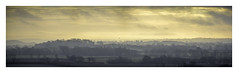 Warwickshire (ben_wtrs79) Tags: warwickshire panorama sunrise mist hills trees fields olympus omd em1 40150