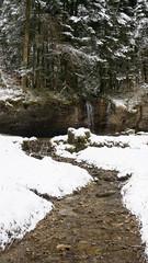 retouche-1000716 (Jeffray12) Tags: cascadesduherisson foret forêt bois neige riviere herisson