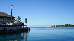 Honolulu Harbor (Montauke) Tags: hawaii honolulu oahu sonya7s a7s canon50mmf14ltm honoluluharbor harbor