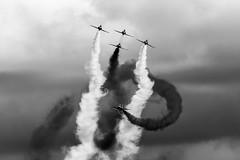 DSC_1261.jpg (gardhaha) Tags: bae hawkmk65a 2017 royalsaudiairforce internationalsanicoleairshow saudihawksaerobaticteam eble