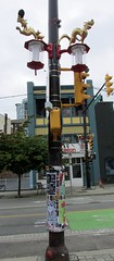 Vancouver Chinatown Light Pole (Stabbur's Master) Tags: canada vancouver vancouverbc vancouverchinatown britishcolumbia chinatownlightpole