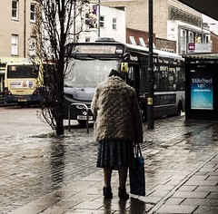 57/365 Beast From The East (denise.ferley) Tags: life peopleinthestreet peoplewatching urban uk norwich thisisnorwich thisisengland 365 oneaday citylife streetphotography