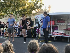 port fringe street party-29 (billdoyle[mobile]) Tags: iphone7plus billdoyle portadelaidefringe australian street performers performance portadelaide australia southaustralia southaustralian event streetperformers community port performer adelaidefringe streetperformance adelaide portfringe iphone7 theport adelaidefringefestival outdoor culture cryle hannahcryle circus hoop hulahoop contortionist