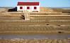 Waterworks (angelsgermain) Tags: saltpans water soil wood house roof windows locks sky delta river deltadelebre montsià catalonia catalunya