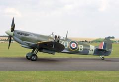 1943 Vickers Supermarine Spitfire IXB G-ASJV/MH434 (anorakin) Tags: flyinglegends duxford 1943 vickers supermarine spitfire gasjv mh434