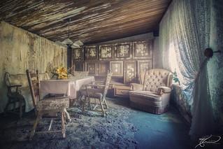 Granny´s armchair