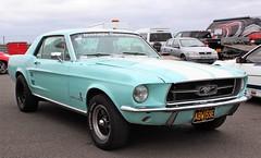 ABW 159E (2) (Nivek.Old.Gold) Tags: 1967 ford mustang 289 4700cc bonzo