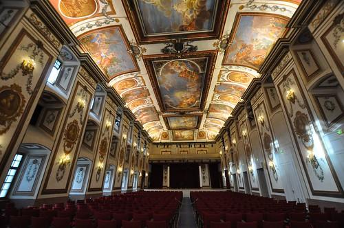 Eisenstadt, Schloss Esterhazy (1650), Haydnsaal