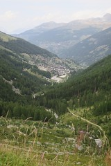 Grimentz (Riex) Tags: summer été forest foret valley vallée mountains montagnes alpes alps village anniviers valdanniviers grimentz valais wallis suisse switzerland schweiz g9x